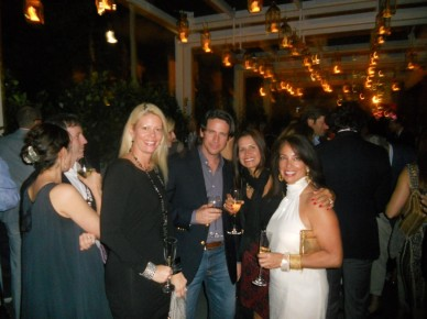Miami Business Event Revelers