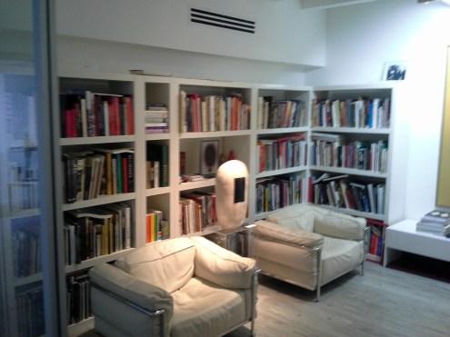 Reading Room at Cartier, Miami Design District