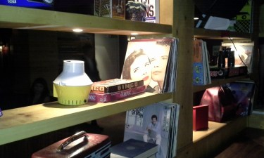 80's Albums and Board Games at The Gale
