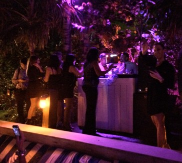 DJ Irie Spins at Soho House Miami Beach Event for Costa Hollywood Condo