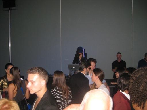 Vanity Fair MOCA Party DJ